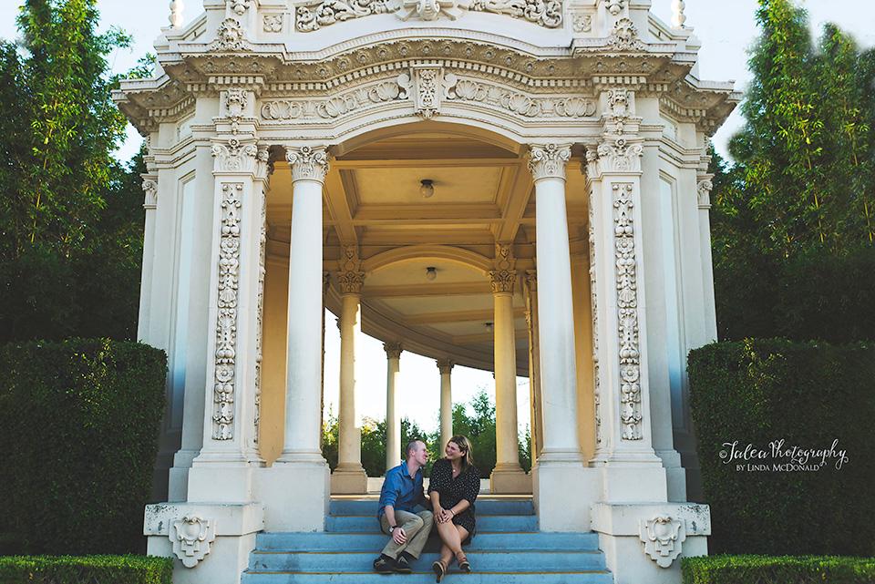 Balboa Park Couples Session – San Diego Photographer