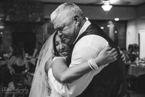 father daughter dance oak mountain winery wedding temecula ca