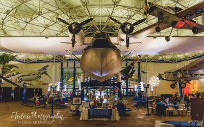 Beautiful Brides – Air and Space Museum Wedding – San Diego Wedding