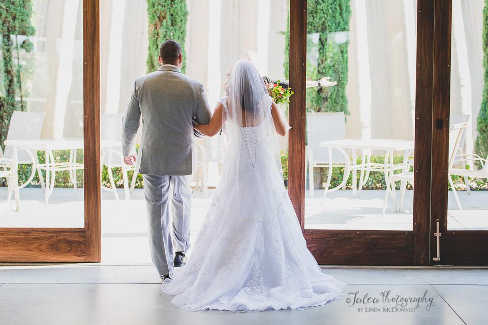 wedding ceremony oak mountain winery temecula ca