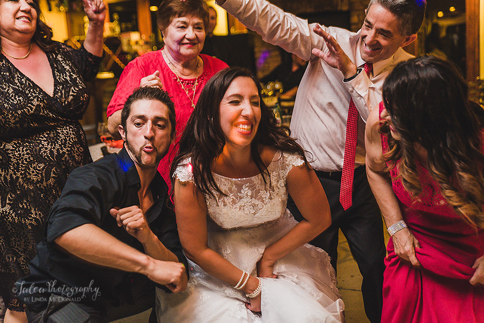 bride dancing wedding reception oak mountain winery temecula ca