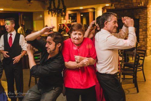 grandma dancing wedding reception oak mountain winery temecula ca