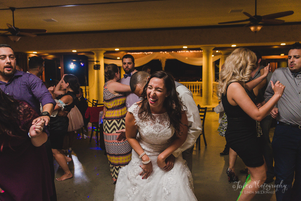 bride groom dancing wedding reception oak mountain winery temecula ca