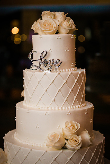 wedding cake jalea photography