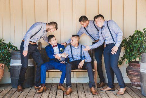 groomsmen-singing-to-groom-poway-park-san-diego-weddings