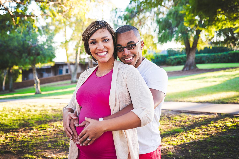 maternity couple San Diego photographers