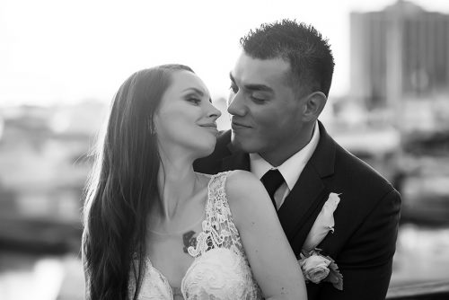 weddings-san-diego-marina-villege-bride-groom-romantic-photo