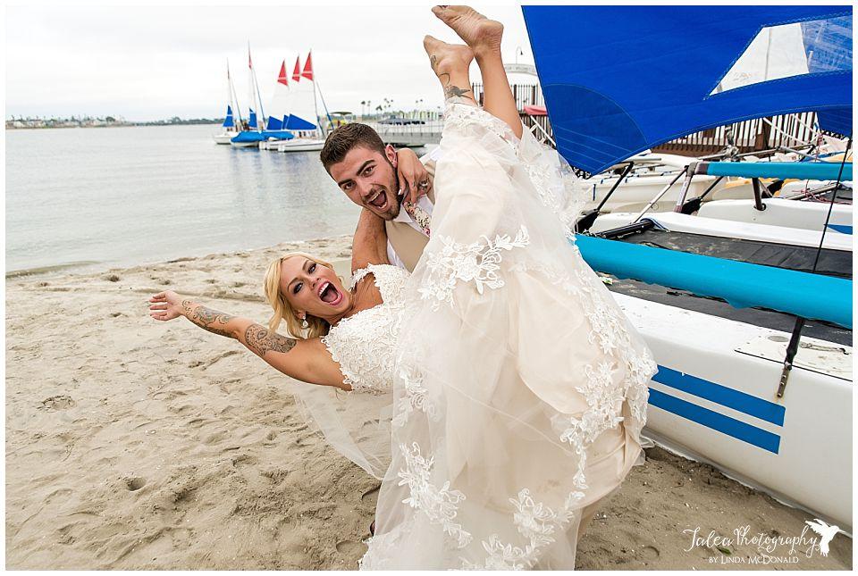 best-man-dipping-bride