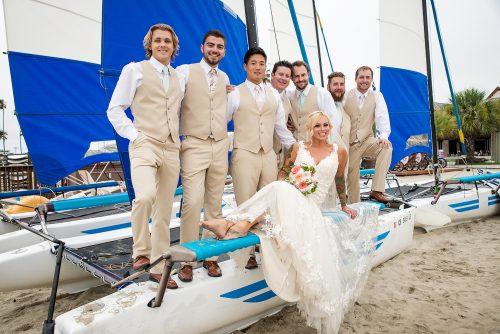 Crystal-Dan-wedding-bride-groomsmen