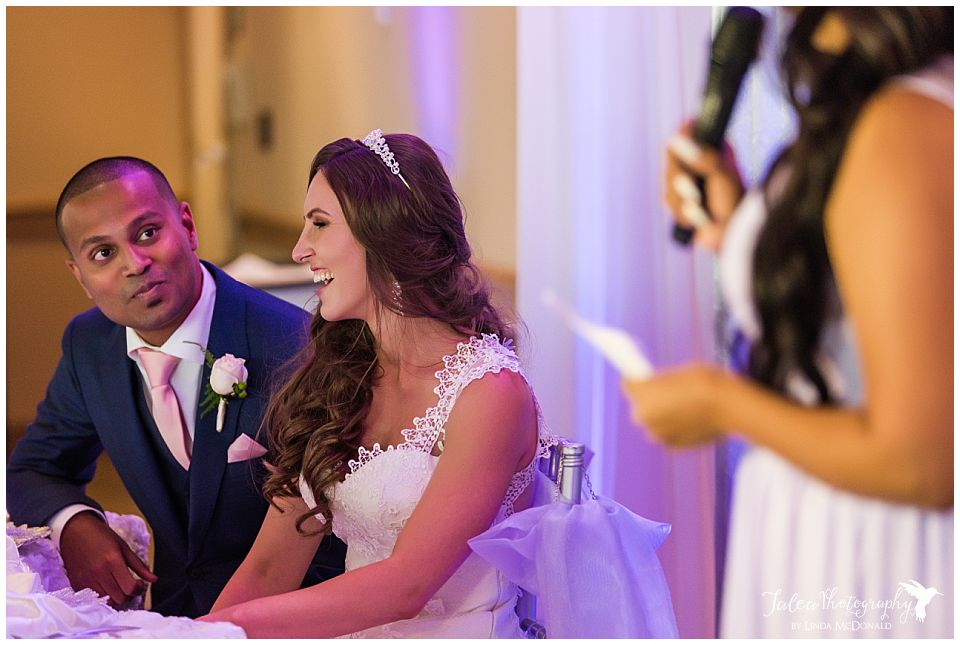 bride-laughing-groom-reception-toast-by-maid-of-honor