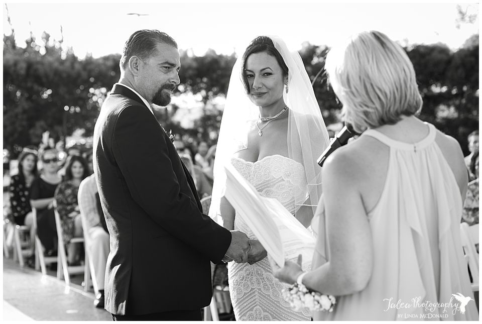 wedding-ceremony-black-and-white-image-of-bride-and-groom