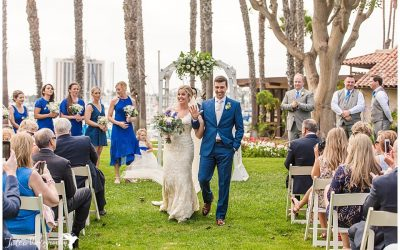 A & K | Marina Village Conference Center Wedding