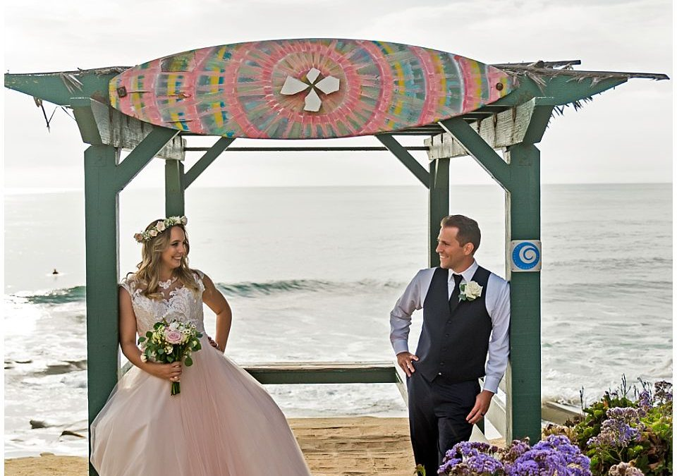 Wedding Bowl La Jolla Wedding | Jennifer & David