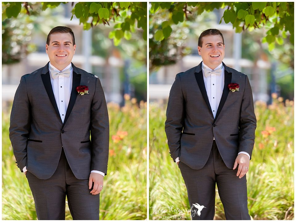 groom-posing-courthouse-marriage-san-diego