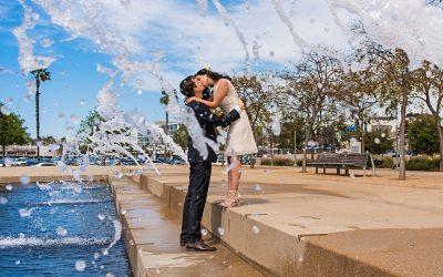 San Diego Courthouse Wedding Photographer | Emmanuel and Natalia