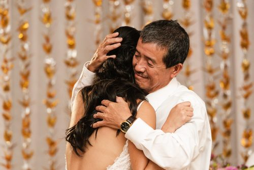 father daughter san diego wedding dance