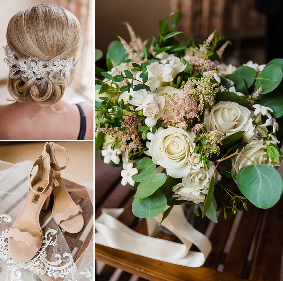 la jolla wedding venue bridal details