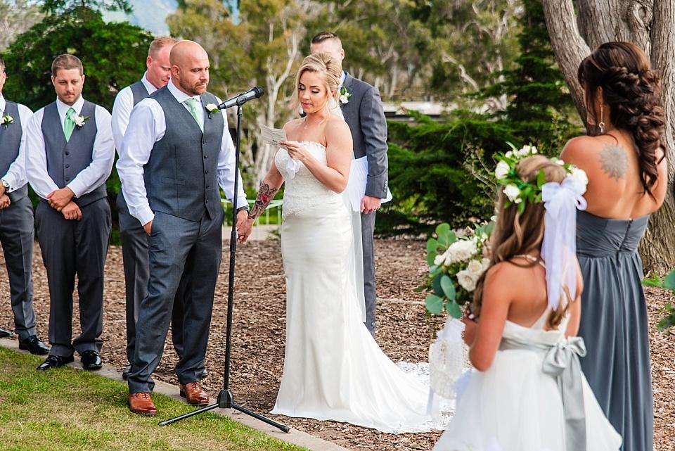 groom hearing vows la jolla venues