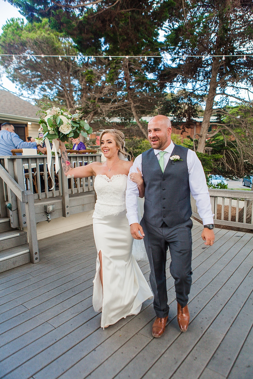 bride groom grand entrance outdoor wedding venues in san diego