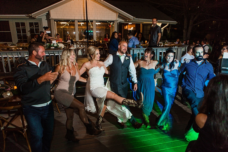 reception dancing photos outdoor wedding venues in san diego