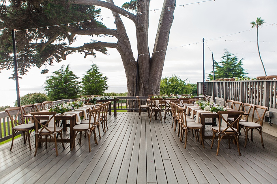 rustic wedding reception venue martin johnson house la jolla