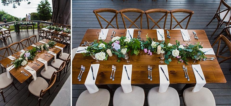 outdoor rustic wedding ideas la jolla beach wedding