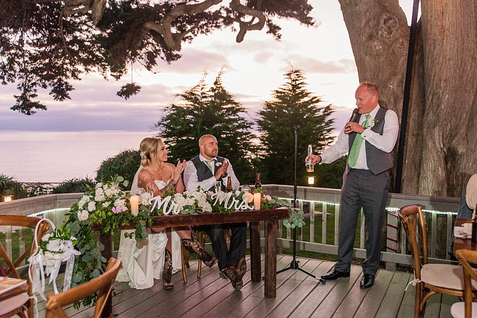 best man speech la jolla beach wedding venues