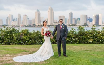 Coronado Wedding at Centennial Park