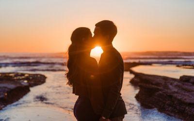 Sunset Cliffs Engagement Photos | San Diego Wedding Photographer